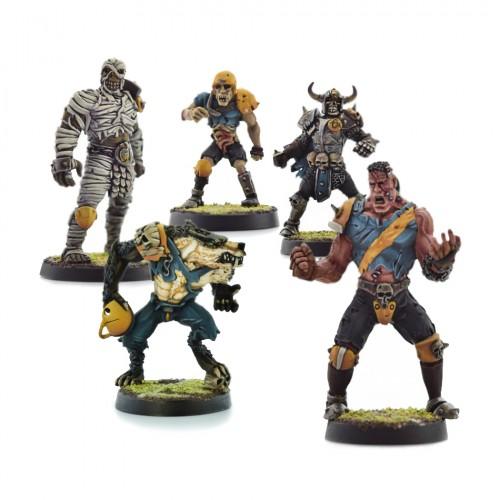 Graveyard Team