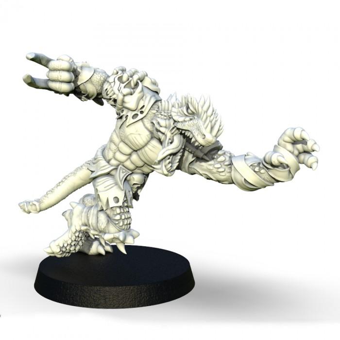 Kroxigor (new model)