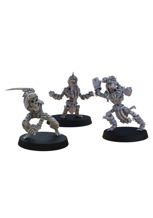 Pack Skeletons Starplayers
