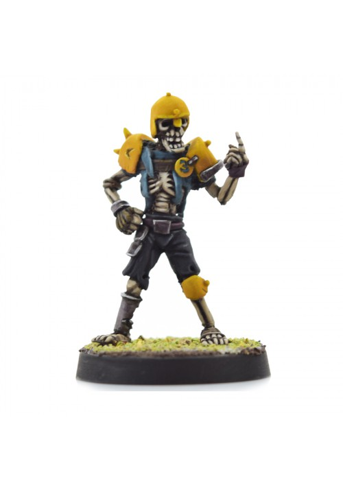 Esqueleto (Modelo B)