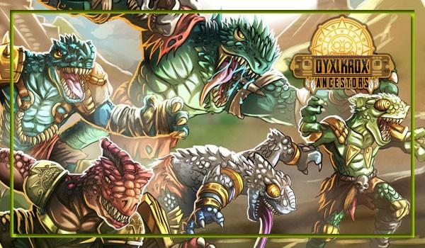 Lizardmen Kickstarter